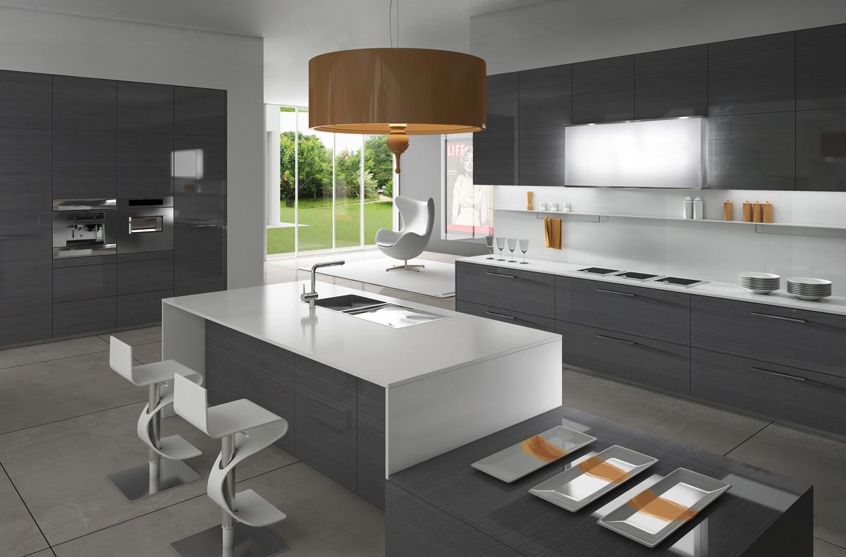 مدرن آشپزخانه