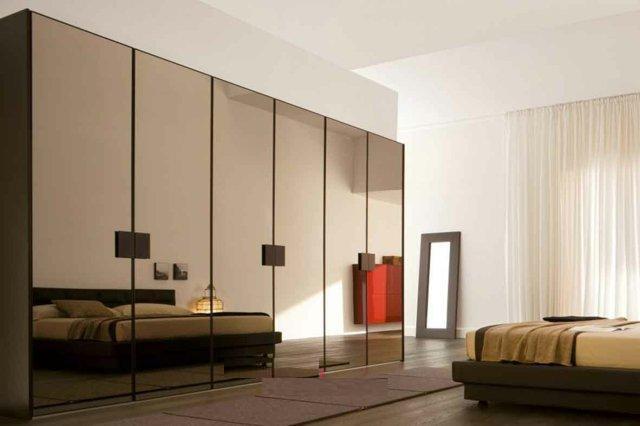 اتاق خواب آینه دار