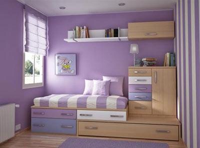 اتاق خواب نورگیر