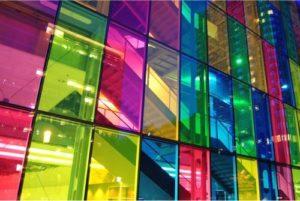 شیشه ترنسپرنت دو